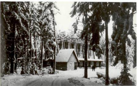Гостиница ,Миснэ,. 1980г.