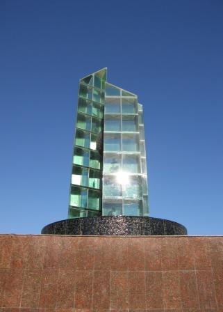 Кристалл. Музей нефти и газа