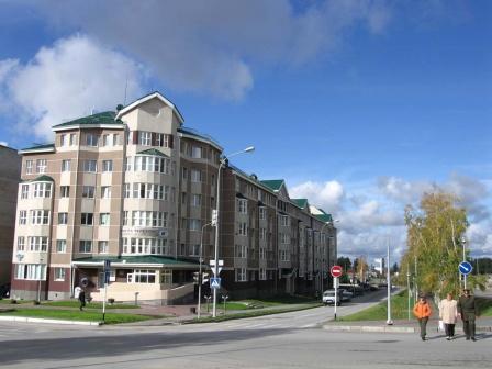 Перекрёсток улица Пионерской и Дзержинского