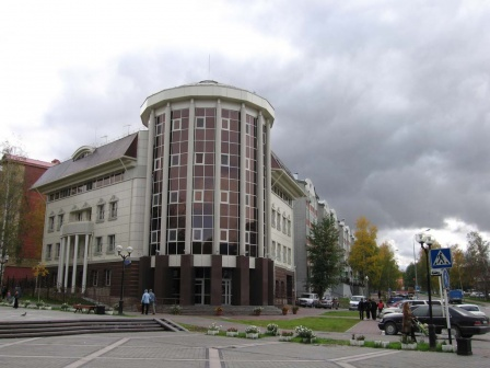 Архитектура центра города
