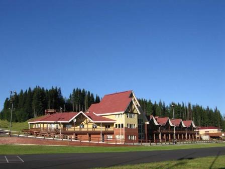 Здание спортивной детско-юношеской школы олимпийского резерва