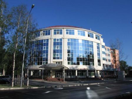 Здание гостиницы