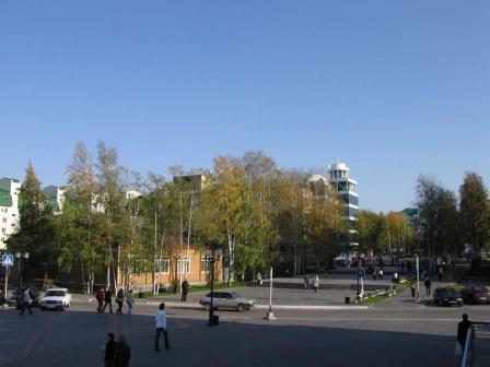 Площадь у