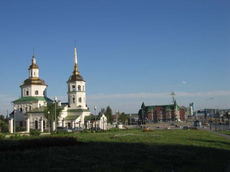 Самаровская церковь