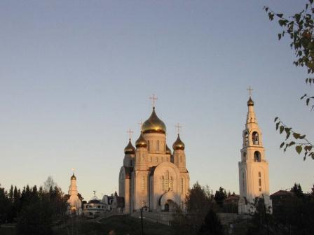 Виды Храма