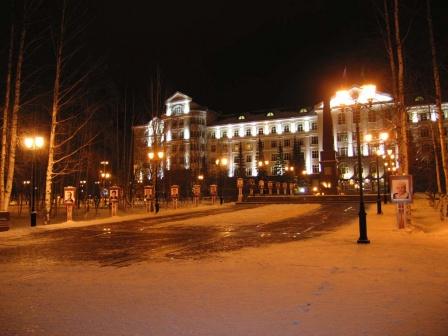 Здание городской думы
